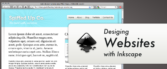 design-web-inkscape
