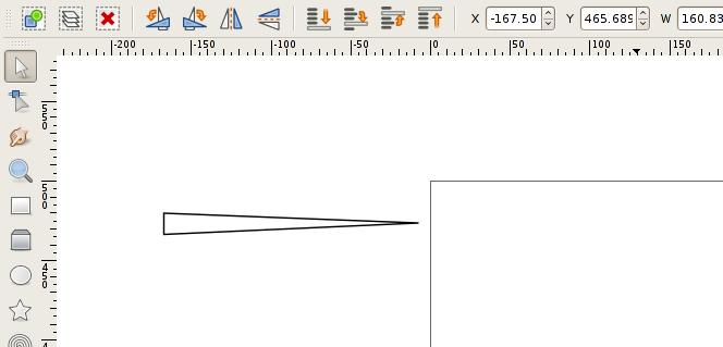 Vector brush for Inkscape